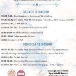 XIV° Meeting, Società Italiana di Biosistemica. Le radici dell'anima. Un metodo integrato mente – corpo per il lavoro sui sogni. Workshop.